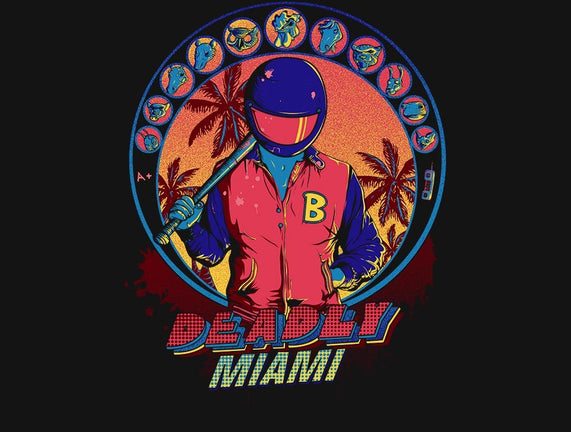 Deadly Miami