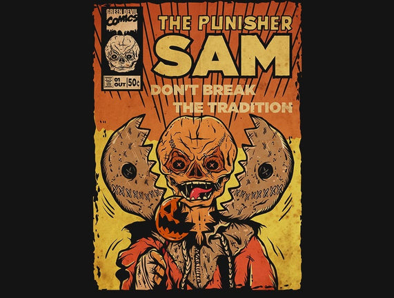 The Punisher Sam