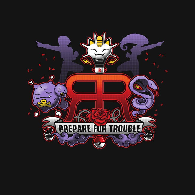 Prepare for Trouble-mens premium tee-aflagg