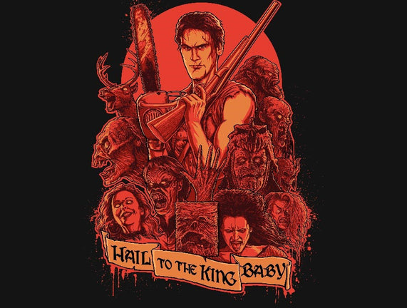 Hail to the King, Baby