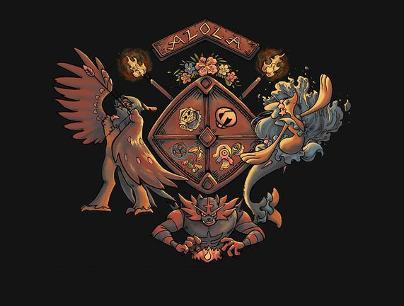 Alola Coat of Arms