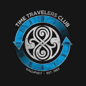 Time Travelers Club-Gallifrey