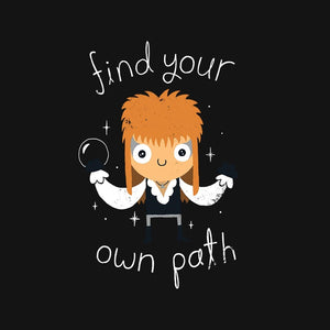 Find Your Own Path