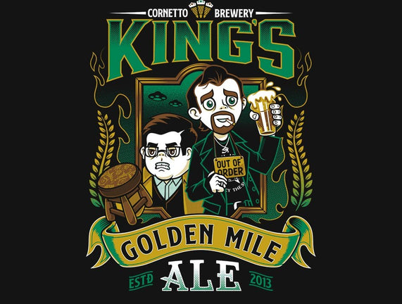 Golden Mile Ale