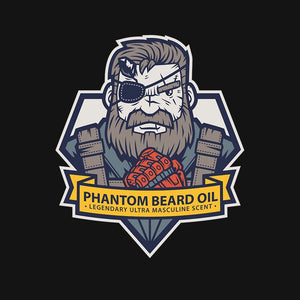 Phantom Beard Oil