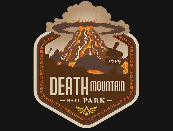 Death Mtn. National Park