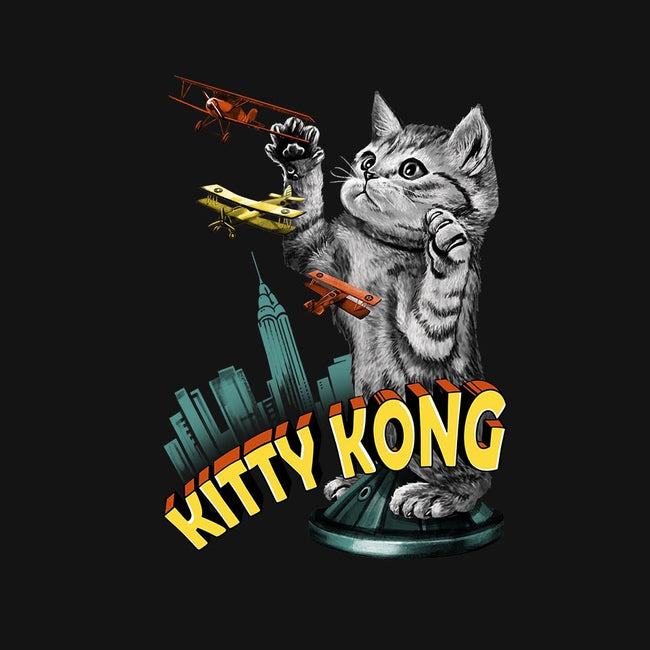 Kitty Kong-youth basic tee-vp021