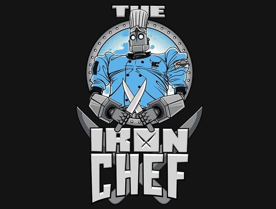 The Iron Chef