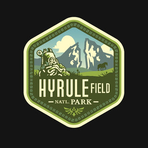 Hyrule Field National Park