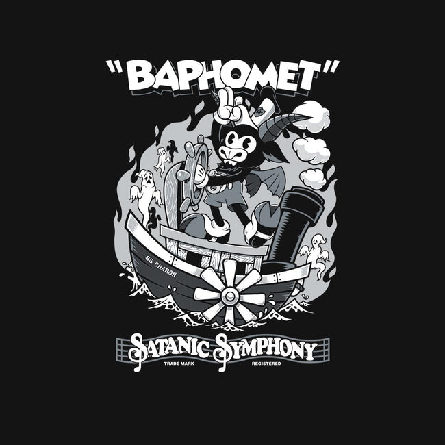Steamboat Baphy-mens basic tee-Nemons