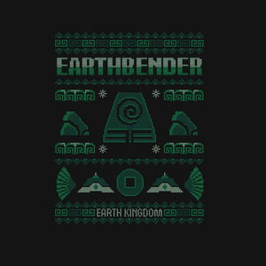 Earth Kingdom Sweater