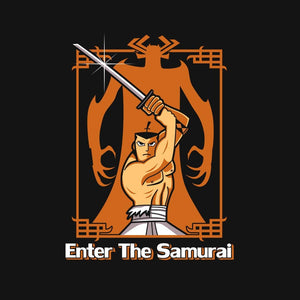 Enter the Samurai