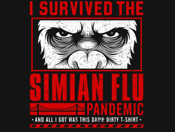 I Survived the Simian Flu