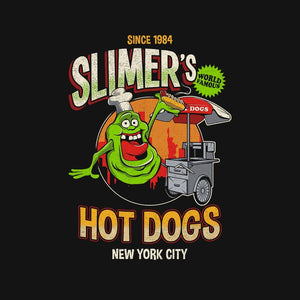 Slimer's Hot Dogs