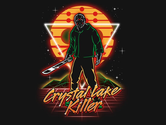 Retro Camper Killer