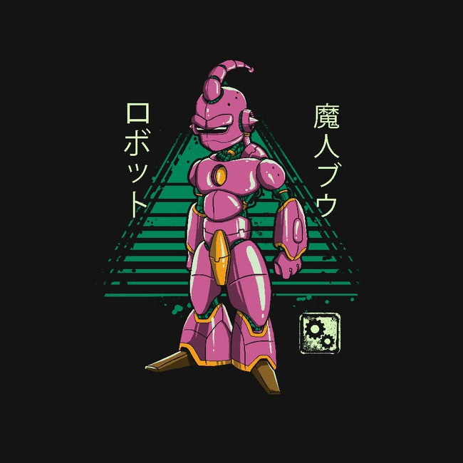 Mecha Buu-mens premium tee-vp021