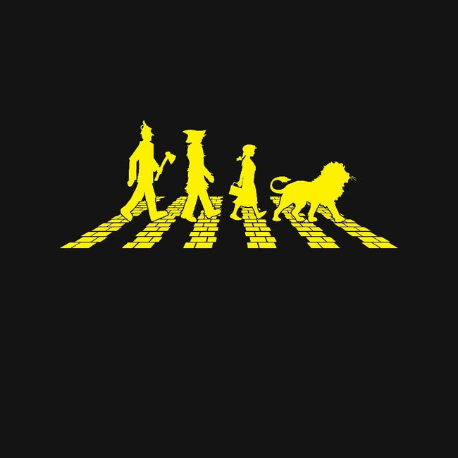 Yellow Brick Abbey Road-youth basic tee-JBaz