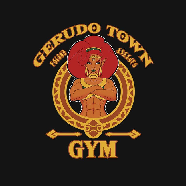 Gerudo Town Gym-youth basic tee-bubbleknight