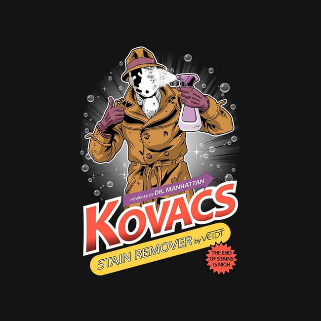 Kovacs Stain Remover-unisex basic tank-saqman