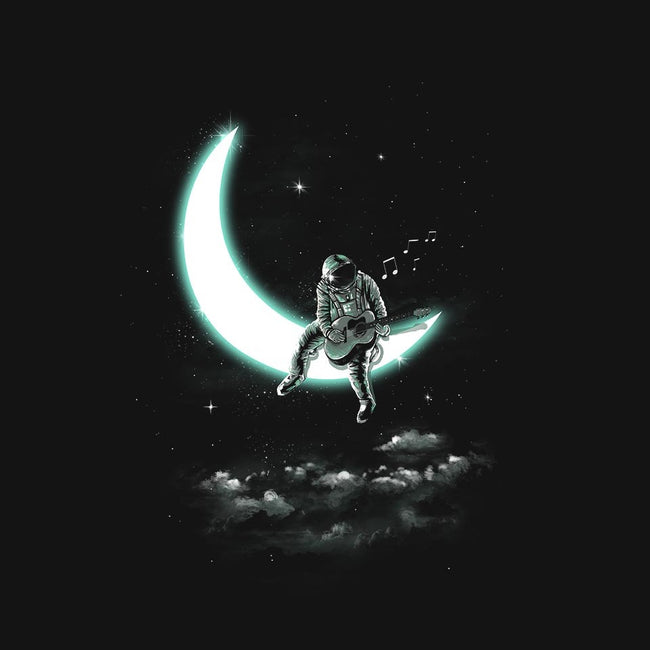 The Moon Song-unisex basic tank-dandingeroz