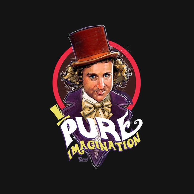 Pure Imagination-mens premium tee-jonpinto