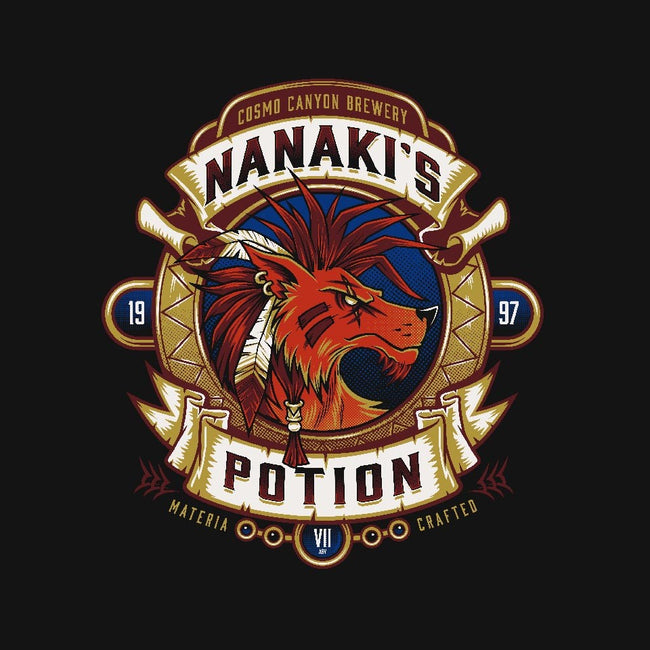 Nanaki's Potion-youth basic tee-Nemons