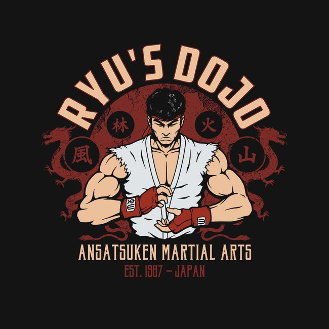 Ansatsuken Martial Arts-youth basic tee-pigboom