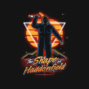 Retro Haddonfield Shape