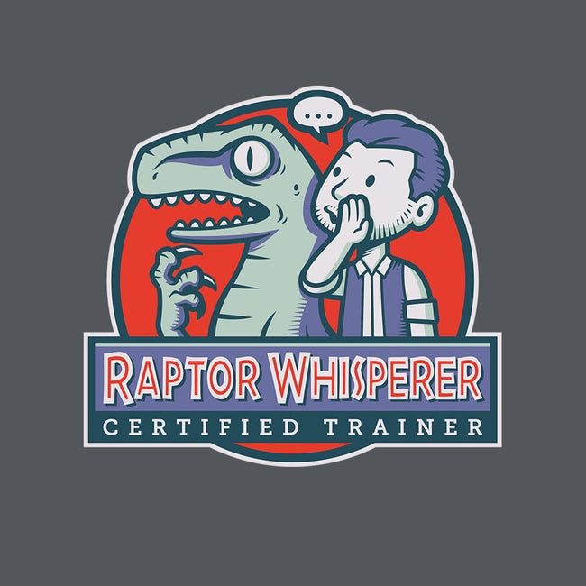 The Raptor Whisperer-mens basic tee-Oktobear