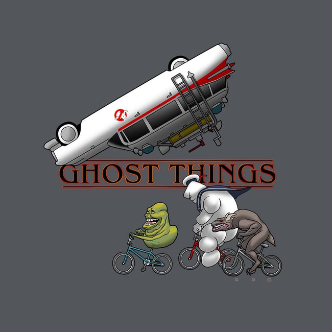 Ghost Things-mens premium tee-cs3ink