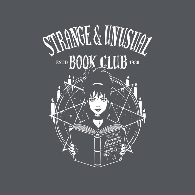 Unusual Book Club-unisex basic tank-jbaz