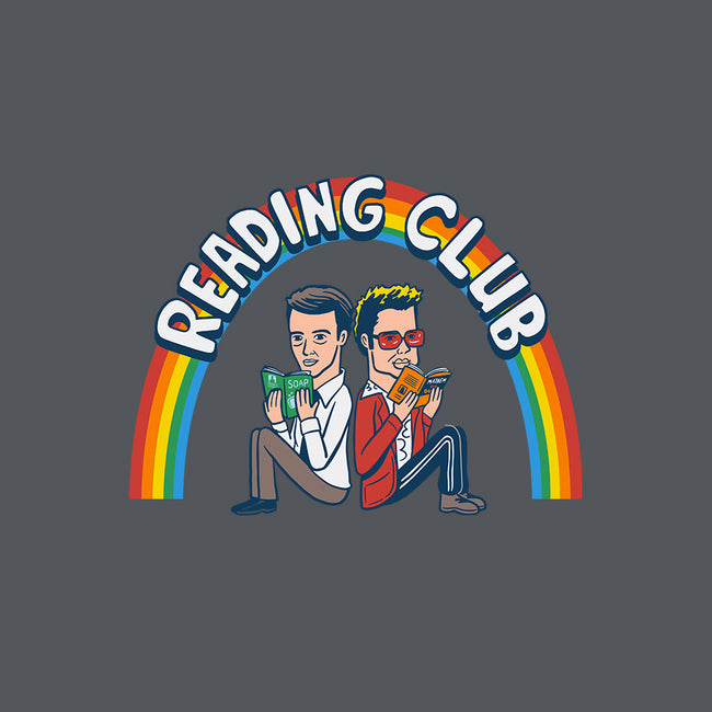 Reading Club-mens long sleeved tee-ibyes_illustration