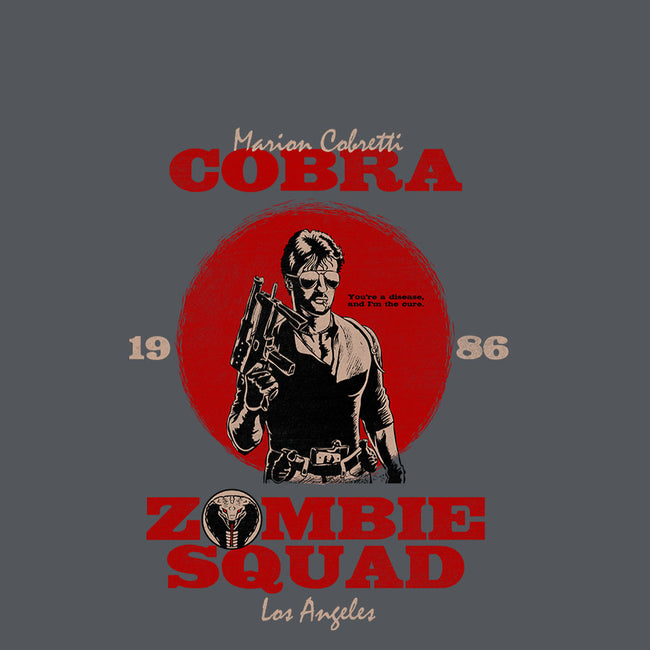 Zombie Squad LA-mens long sleeved tee-Melonseta