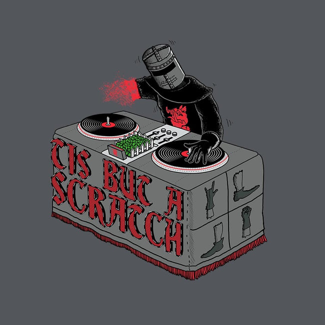 Knight of the Turntable-womens fitted tee-Scott Neilson Concepts