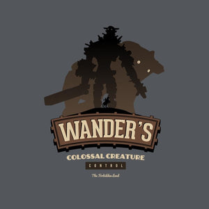 Wander's Colossal Creature Control