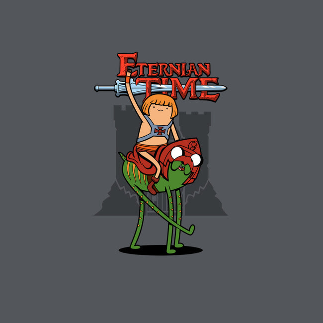 Eternian Time-mens basic tee-Boggs Nicolas
