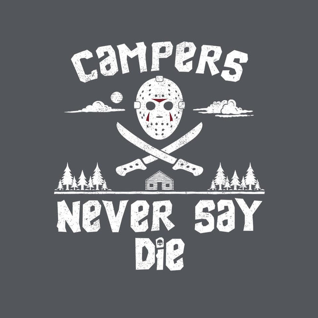 Campers-mens basic tee-manospd