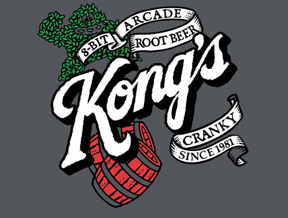 Kong's Root Beer