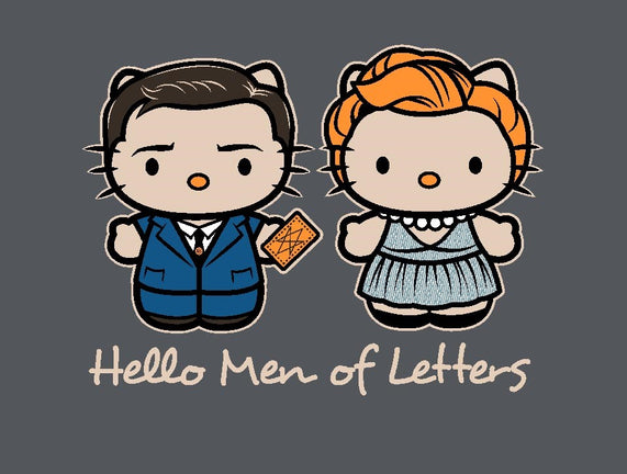 Hello Men of Letters