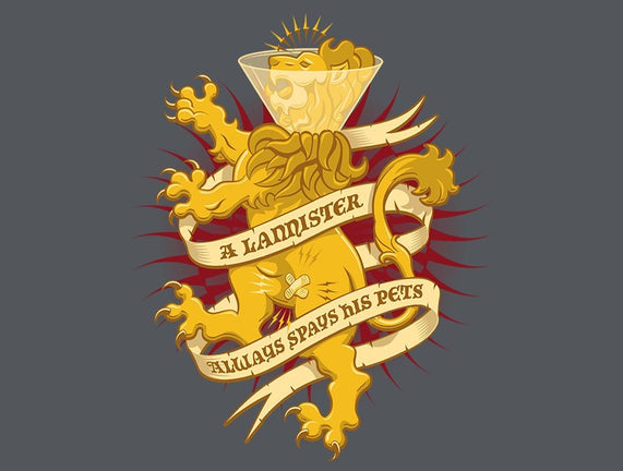 A Lannister Always...