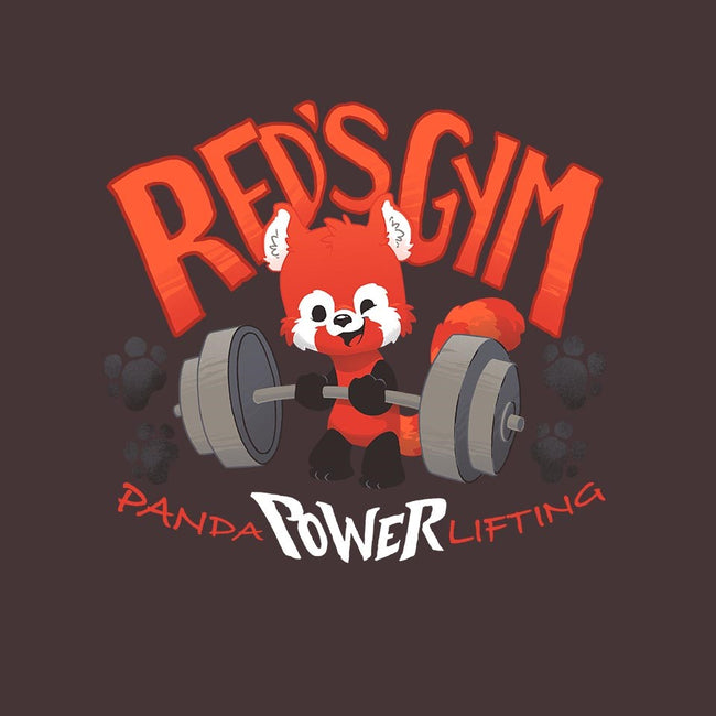 Red's Gym-mens basic tee-DoOomcat