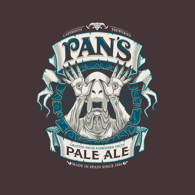 Pan's Pale Ale-mens basic tee-Nemons