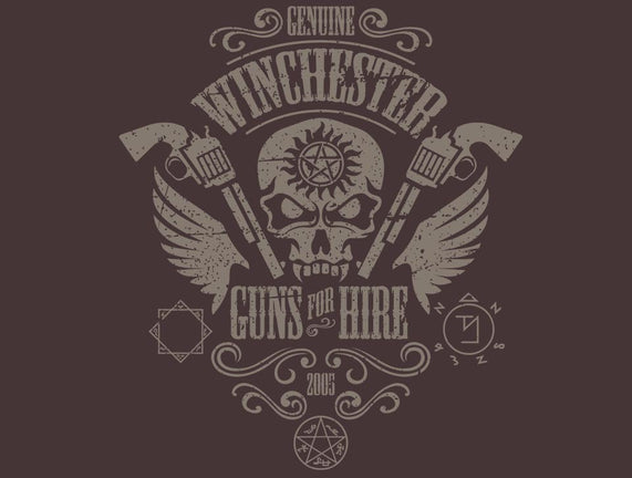 Winchester Guns for Hire