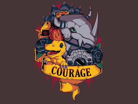 Courage Power
