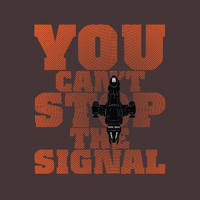 You Can't Stop the Signal-mens long sleeved tee-geekchic_tees