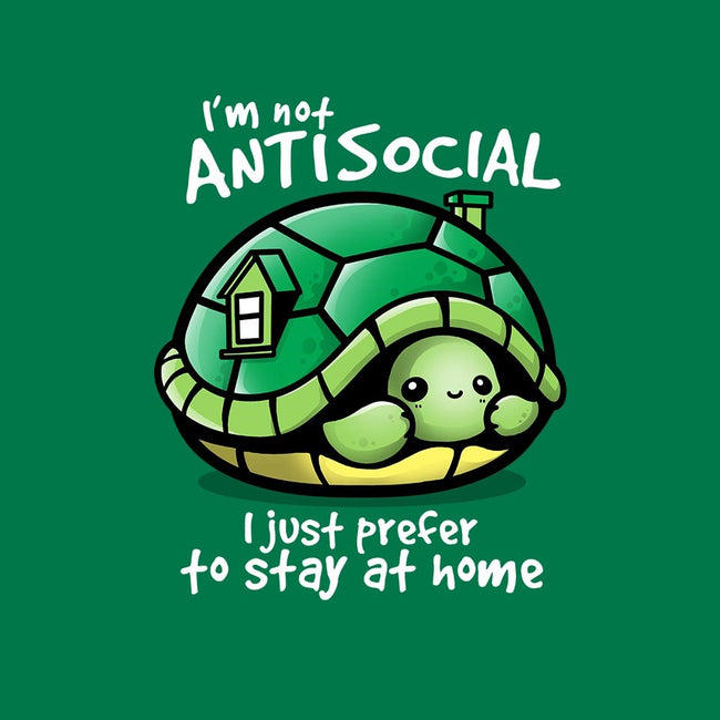 Antisocial Turtle-unisex zip-up sweatshirt-NemiMakeit