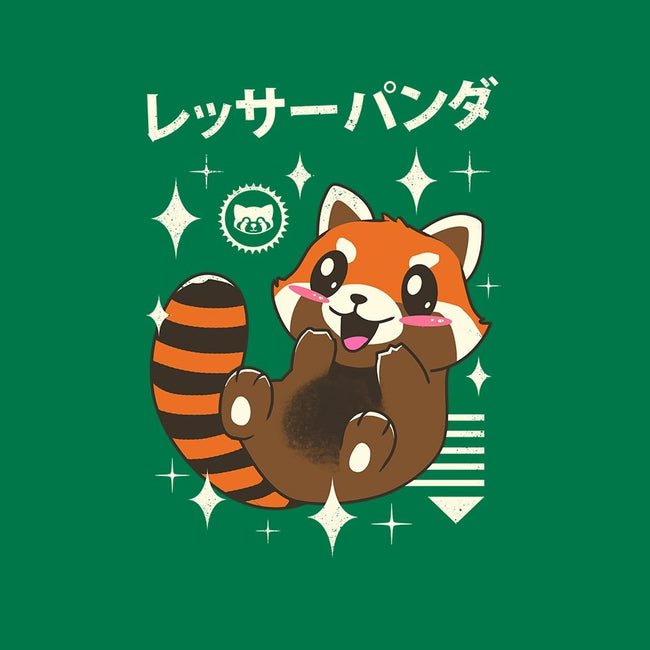 Kawaii Red Panda-unisex basic tank-vp021