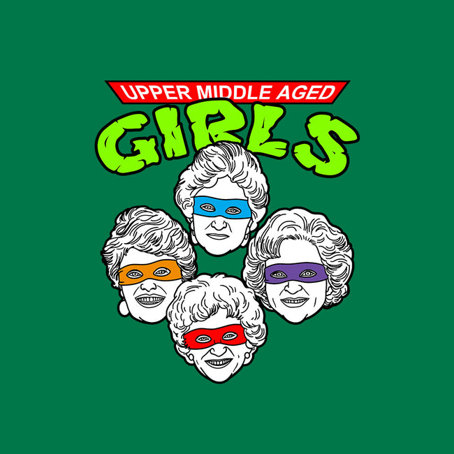Upper Middle Aged Girls-mens basic tee-Boggs Nicolas