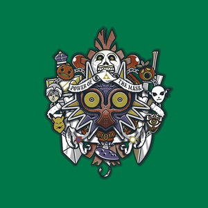 Power of the Mask Crest