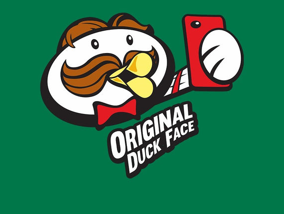 The Original Duck Face
